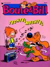 Cover for Boule & Bill (Egmont Ehapa, 1989 series) #3 - Techtelmechtel