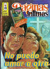 Cover for Páginas intimas (Editorial de Ejea S.A. de C.V., 1993 ? series) #46