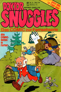 Cover Thumbnail for Doktor Snuggles (Condor, 1981 series) #3