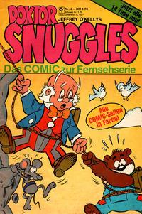 Cover Thumbnail for Doktor Snuggles (Condor, 1981 series) #4