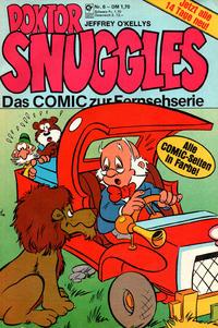 Cover Thumbnail for Doktor Snuggles (Condor, 1981 series) #6