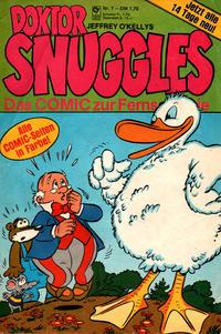 Cover Thumbnail for Doktor Snuggles (Condor, 1981 series) #7