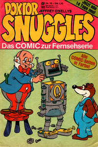 Cover Thumbnail for Doktor Snuggles (Condor, 1981 series) #10