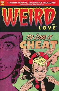 Cover Thumbnail for Weird Love (IDW, 2014 series) #16