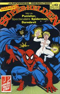 Cover Thumbnail for Marvel Superhelden (Juniorpress, 1981 series) #42
