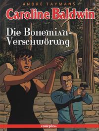 Cover Thumbnail for Caroline Baldwin (comicplus+, 2001 series) #16 - Die Bohemian-Verschwörung