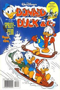 Cover Thumbnail for Donald Duck & Co (Hjemmet / Egmont, 1948 series) #4/2001