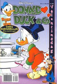 Cover Thumbnail for Donald Duck & Co (Hjemmet / Egmont, 1948 series) #6/2001