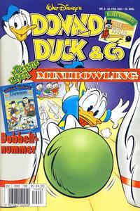 Cover Thumbnail for Donald Duck & Co (Hjemmet / Egmont, 1948 series) #8/2001