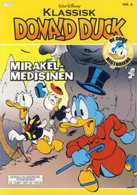 Cover Thumbnail for Klassisk Donald Duck (Hjemmet / Egmont, 2016 series) #4 - Mirakelmedisinen