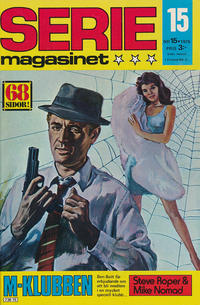 Cover Thumbnail for Seriemagasinet (Semic, 1970 series) #15/1976