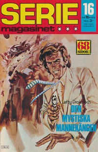 Cover Thumbnail for Seriemagasinet (Semic, 1970 series) #16/1976