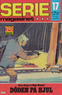 Cover Thumbnail for Seriemagasinet (Semic, 1970 series) #17/1976