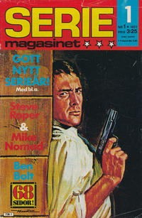 Cover Thumbnail for Seriemagasinet (Semic, 1970 series) #1/1977