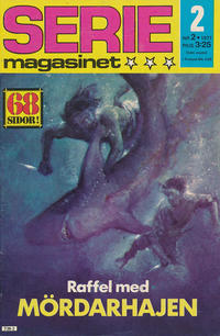 Cover Thumbnail for Seriemagasinet (Semic, 1970 series) #2/1977