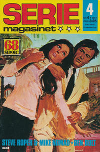 Cover Thumbnail for Seriemagasinet (Semic, 1970 series) #4/1977