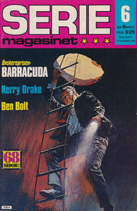 Cover Thumbnail for Seriemagasinet (Semic, 1970 series) #6/1977