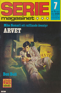 Cover Thumbnail for Seriemagasinet (Semic, 1970 series) #7/1977