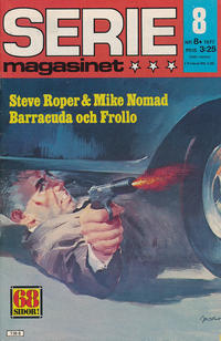 Cover Thumbnail for Seriemagasinet (Semic, 1970 series) #8/1977