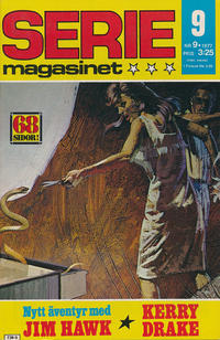 Cover Thumbnail for Seriemagasinet (Semic, 1970 series) #9/1977