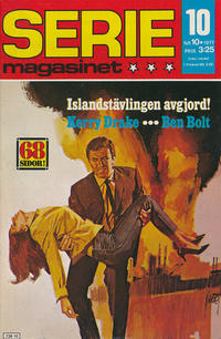 Cover Thumbnail for Seriemagasinet (Semic, 1970 series) #10/1977