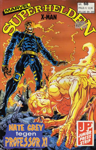 Cover for Marvel Superhelden (JuniorPress, 1981 series) #68