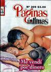 Cover for Páginas intimas (Editorial de Ejea S.A. de C.V., 1993 ? series) #209