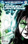Cover for Green Lanterns (DC, 2016 series) #14 [Emanuela Lupacchino Variant Cover]