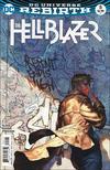 Cover for Hellblazer (DC, 2016 series) #5 [Yasmine Putri Cover Variant]