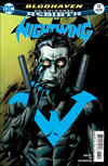 Cover for Nightwing (DC, 2016 series) #13 [Marcus To Cover]