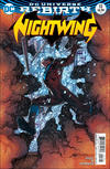 Cover for Nightwing (DC, 2016 series) #13 [Ivan Reis / Oclair Albert Cover]