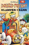 Cover Thumbnail for Donald Pocket (1968 series) #90 - Klampen i bånn [2. utgave bc 390 70]
