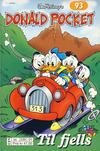 Cover Thumbnail for Donald Pocket (1968 series) #93 - Til fjells [2. utgave bc 239 01]