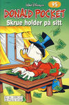 Cover Thumbnail for Donald Pocket (1968 series) #95 - Skrue holder på sitt [2. utgave bc 239 01]