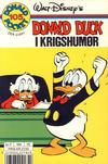 Cover Thumbnail for Donald Pocket (1968 series) #105 - Donald Duck i krigshumør [1. opplag]