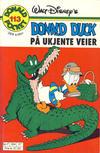 Cover Thumbnail for Donald Pocket (1968 series) #113 - Donald Duck På ukjente veier [Reutsendelse bc 384 27]