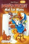 Cover Thumbnail for Donald Pocket (1968 series) #120 - Mat for mons [2. utgave bc 239 03]