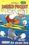 Cover Thumbnail for Donald Pocket (1968 series) #121 - På stram line [2. opplag bc 239 04]