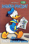 Cover Thumbnail for Donald Pocket (1968 series) #123 - Et lesedrama [2. opplag bc 239 04]