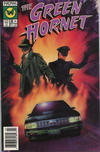 Cover for The Green Hornet (Now, 1991 series) #8 [Newsstand Edition]