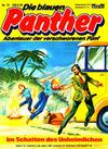 Cover for Die blauen Panther (Bastei Verlag, 1980 series) #16 - Im Schatten des Unheimlichen