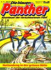 Cover for Die blauen Panther (Bastei Verlag, 1980 series) #18 - Notlandung in der grünen Hölle