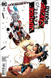 Cover Thumbnail for Justice League vs. Suicide Squad (2017 series) #3 [Amanda Conner Variant Cover]