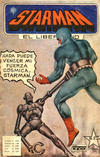 Cover for Starman El Libertario (Editora Cinco, 1970 ? series) #22