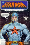 Cover for Starman El Libertario (Editora Cinco, 1970 ? series) #14