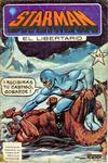 Cover for Starman El Libertario (Editora Cinco, 1970 ? series) #15