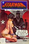 Cover for Starman El Libertario (Editora Cinco, 1970 ? series) #16