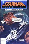 Cover for Starman El Libertario (Editora Cinco, 1970 ? series) #17