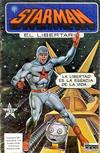 Cover for Starman El Libertario (Editora Cinco, 1970 ? series) #11