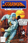 Cover for Starman El Libertario (Editora Cinco, 1970 ? series) #20